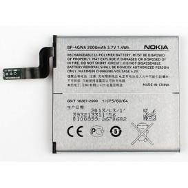 Аккумулятор BP-4GWA для Nokia Lumia 625, Lumia 720, Lumia 720T(High Copy)