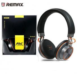 Гарнитура Bluetooth Remax RB-195HB черная (Оригинал)