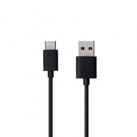 USB дата-кабель Remax  Light Speed RC-006m microUSB черный