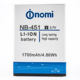 Аккумулятор NB-451 для Nomi i451