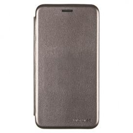 Чехол-книжка G-Case Ranger Series для Samsung A105 (A10) серого цвета