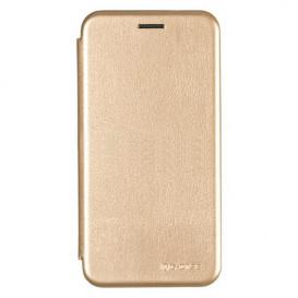 Чехол-книжка G-Case Ranger Series для Xiaomi Redmi Note 7 золотистого цвета