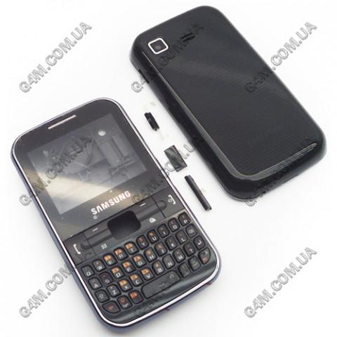 Корпус Samsung C3222 черный с клавиатурой (High Copy)