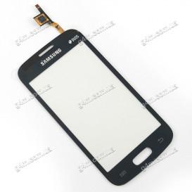 Тачскрин для Samsung S7262 Galaxy Star Plus Duos, черный (Оригинал)