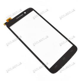 Тачскрин для Prestigio MultiPhone 7600 DUO (PAP7600DUO) черный