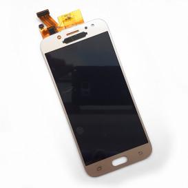 Дисплей Samsung J530 Galaxy J5 (2017) с тачскрином, золотистый (копия)