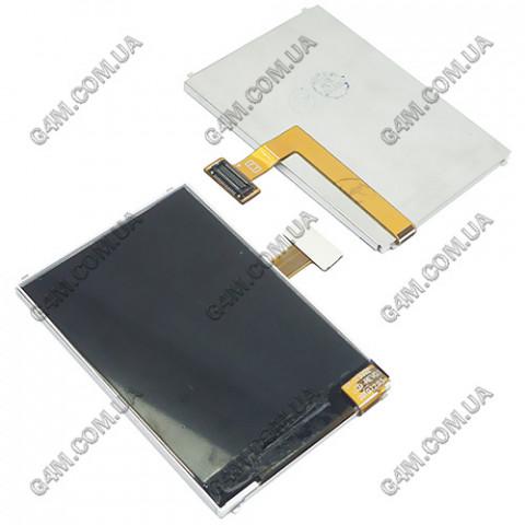 Дисплей Samsung C3322 (Rev 0,1) с длинным коннектором