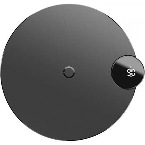 Беспроводное зарядное устройство Hoco CW9 (черного цвета)