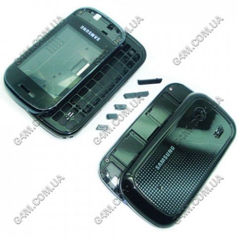 Корпус Samsung B3410 чёрный, High Copy