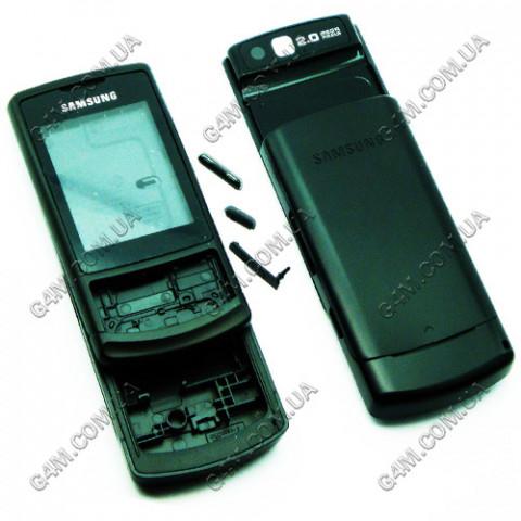 Корпус Samsung S3500 чёрный (High Copy)