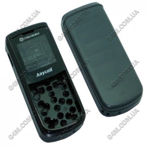 Корпус Samsung E1100 черный (High Copy)