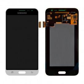 Дисплей Samsung J320A, J320F, J320P, J3109, J320M, J320Y, J320H/DS Galaxy J3 (2016) белая копия