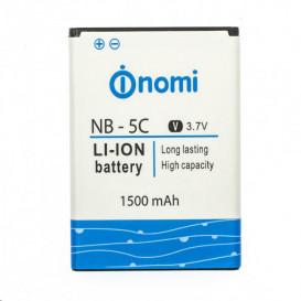 Аккумулятор NB-5C для Nomi i300