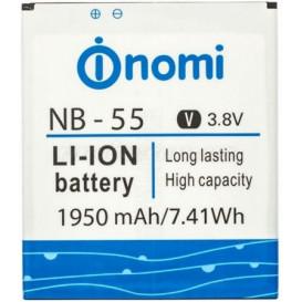 Аккумулятор NB-55 для Nomi i505
