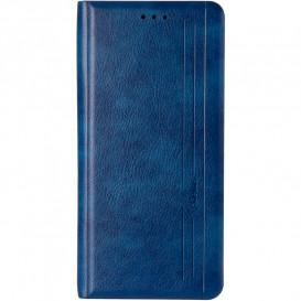 Чехол-книжка Gelius Shell Case для Xiaomi Redmi Note 10 Pro синего цвета