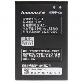 Аккумулятор BL-203 он же BL-214 для Lenovo A269i, A269, A218t, А300t, А316, A316i, A208t, A318, A238