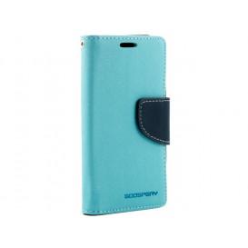Чехол-книжка Goospery для Lenovo A7010 голубого цвета