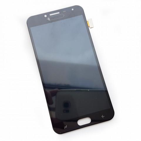 Дисплей Samsung J400H Galaxy J4 2018 года с тачскрином, черный (копия)