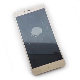 Дисплей Xiaomi Redmi Note 4 с тачскрином, золотистый