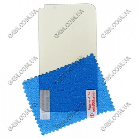 Защитная плёнка для HTC G11 S710e Incredible S прозрачная глянцевая