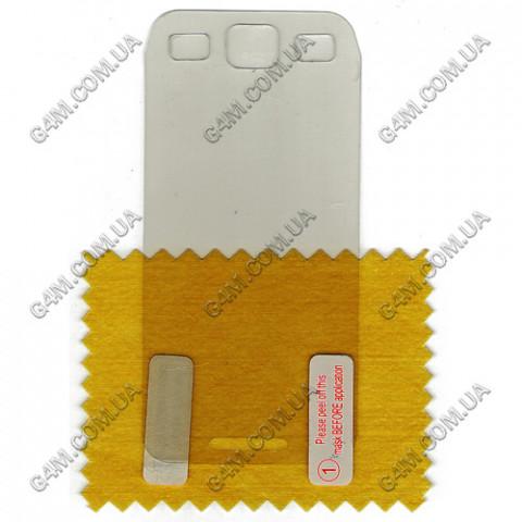 Защитная плёнка для Samsung S5750 прозрачная глянцевая