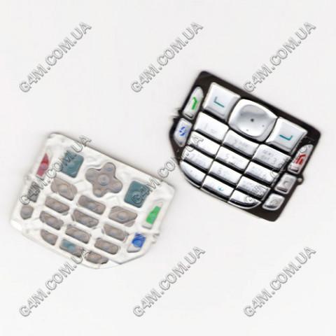 Клавиатура Nokia 6670 русская, High Copy