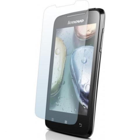 Защитная плёнка для LG P990 Optimus 2X прозрачная глянцевая