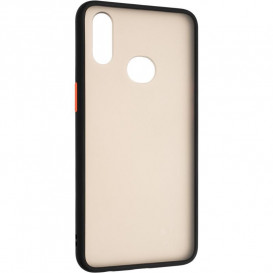 Накладка Gelius Bumper Mat для Xiaomi Redmi 8a (черного цвета)