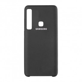 Накладка Original Soft Case для Samsung A9 (2018), A920 (черного цвета)