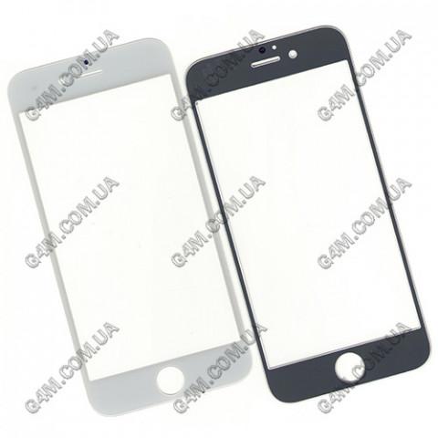 Стекло сенсорного экрана для Apple iPhone 6: 4.7-дюйма, белое