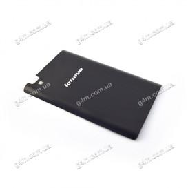 Задняя крышка Lenovo P780 черная