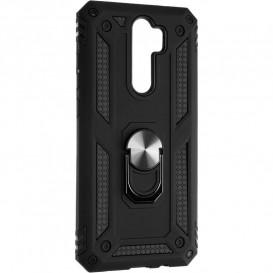Накладка HONOR Hard Defence Series New для Xiaomi Redmi Note 8 Pro черная