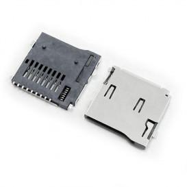 Коннектор карты памяти для Micro SD(TF)card цифровых фотоаппаратов и mp3 плееров