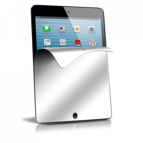Защитная плёнка для Apple iPad 2, iPad 3 iPad 4 зеркальная