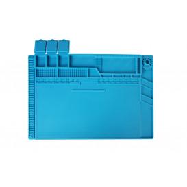 Силіконовий термостійкий килимок для пайки S-160C (45см на 30см)