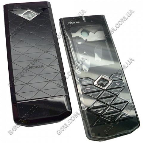 Корпус Nokia 7900 Prism черный с клавиатурой