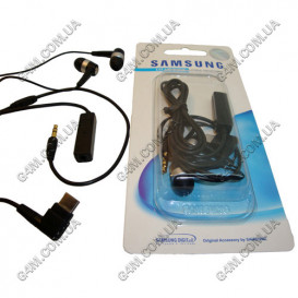 Гарнитура Samsung F300 (вакуумная в блистере) Оригинал