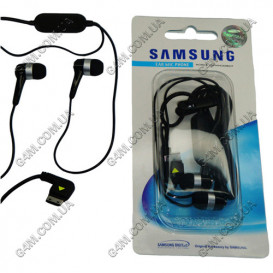 Гарнитура Samsung G600 (вакуумная в блистере) Оригинал
