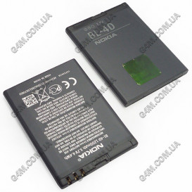 Аккумулятор BL-4D для Nokia E5-00, E7-00, N8-00, N97 Mini, T7-00