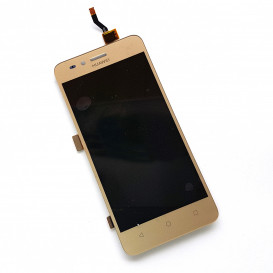 Дисплей Huawei Y3 II (LUA-U22) (3G версия) с тачскрином, золотистый