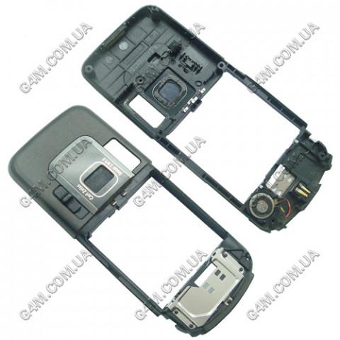 Средняя часть корпуса Nokia 6220 classic, ОРИГИНАЛ