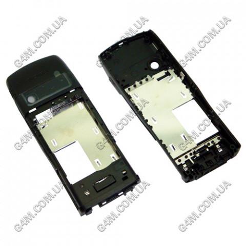 Средняя часть корпуса Nokia E50 чёрный