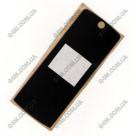 Стекло на корпус Motorola K1 внешнее черное