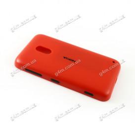 Задняя крышка для Nokia Lumia 620 красная