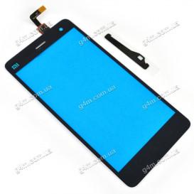 Тачскрин для Xiaomi M4, Mi4 черный