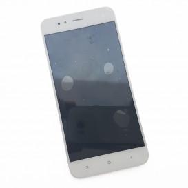 Дисплей Xiaomi Mi A1, Mi5x с тачскрином, белый