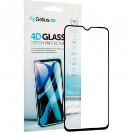 Защитное стекло Full Screen для Motorola Moto G6 (3D стекло черного цвета)