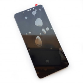 Дисплей Xiaomi Redmi Note 6 Pro с тачскрином, черный