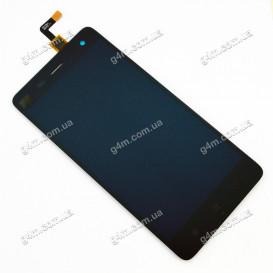 Дисплей Xiaomi Mi4 с тачскрином, черный
