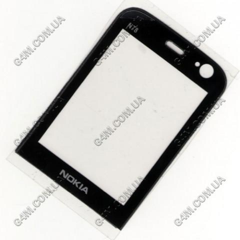 Стекло на корпус Nokia N78